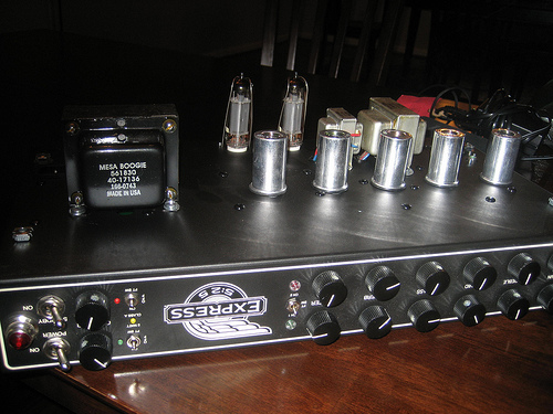 Review of mesa boogie express 5 25 amp for Mesa boogie express 5 25