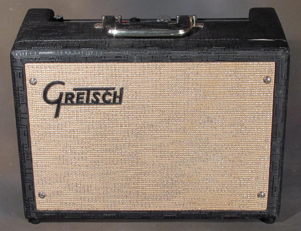 "gretsch 6150t ""compact tremolo"" vintage amp"