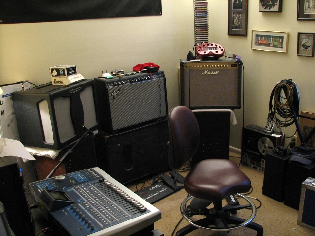 I ve got the typical second bedroom practice recording room  It s pretty  tiny  9 x10    and because of all the guitar and recording poop in there. Guitar stands for practice room   The Acoustic Guitar Forum