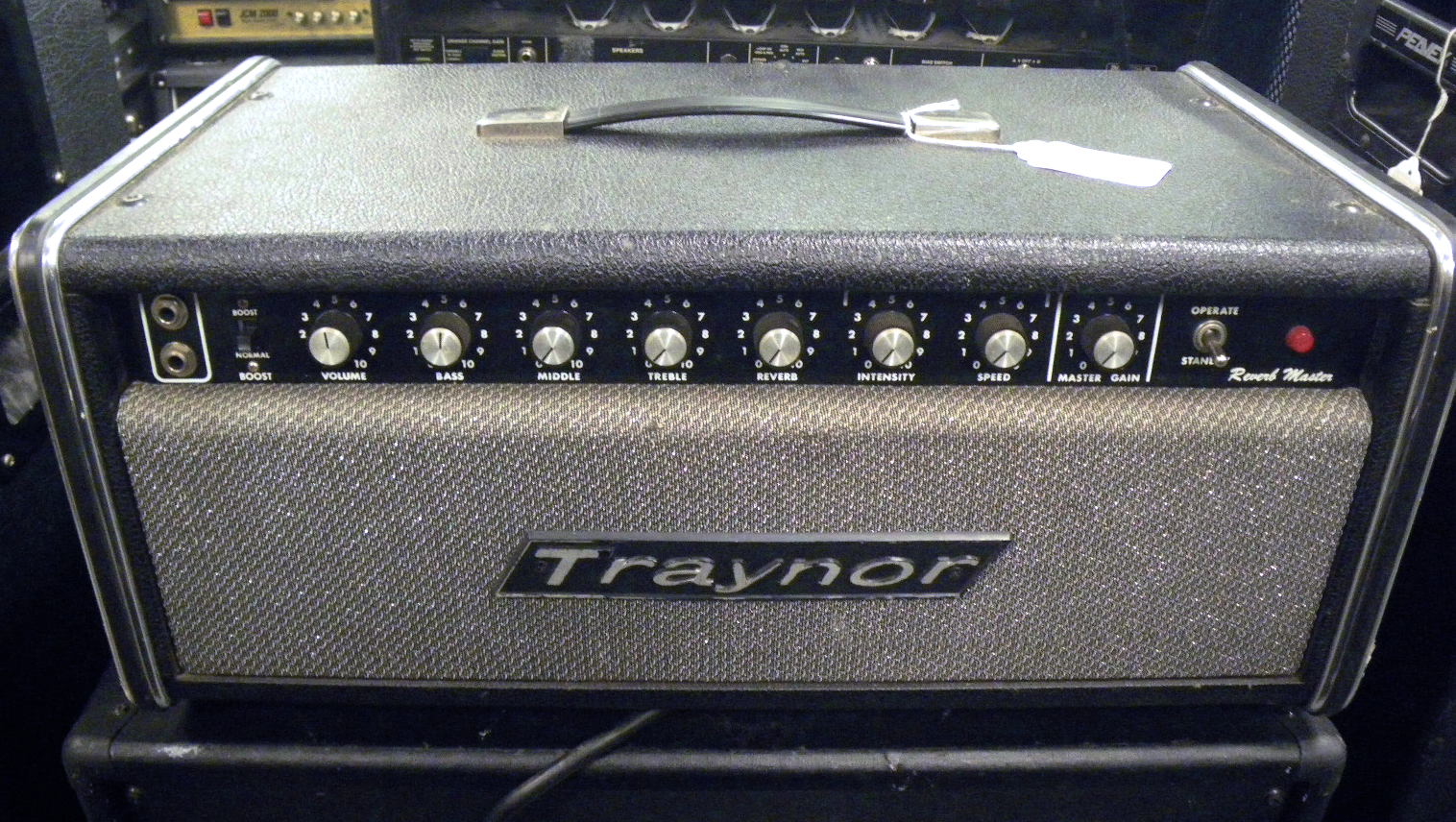traynor amplifiers vintage